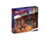LEGO Movie Batman i Stalowobrody - 465113 - zdjęcie 1