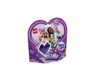 LEGO Friends Pudełko w kształcie serca Emmy - 465057 - zdjęcie 1