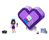 LEGO Friends Pudełko w kształcie serca Emmy - 465057 - zdjęcie 2