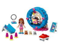 LEGO Friends Plac zabaw dla chomików Olivii - 465079 - zdjęcie 2
