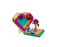 LEGO Friends Pudełko w kształcie serca Andrei - 465056 - zdjęcie 3