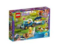 LEGO Friends Łazik z przyczepką Stephanie - 465068 - zdjęcie 1