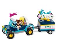 LEGO Friends Łazik z przyczepką Stephanie - 465068 - zdjęcie 4