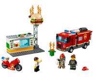 LEGO City Na ratunek w płonącym barze - 465088 - zdjęcie 2