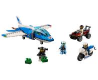 LEGO City Aresztowanie spadochroniarza - 465083 - zdjęcie 2