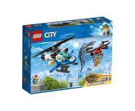 LEGO City Pościg policyjnym dronem - 465082 - zdjęcie 1