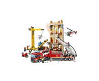LEGO City Straż pożarna w śródmieściu - 465090 - zdjęcie 3