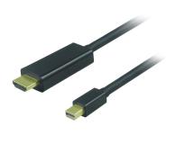 Unitek Kabel mini DisplayPort - HDMI  1,8m - 460415 - zdjęcie 1