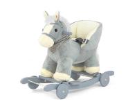 MILLY MALLY Koń na biegunach Polly szary - 460878 - zdjęcie 1