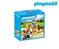 PLAYMOBIL Trener psów - 467156 - zdjęcie 1