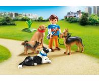 PLAYMOBIL Trener psów - 467156 - zdjęcie 2