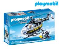 PLAYMOBIL Helikopter jednostki specjalnej - 467162 - zdjęcie 1