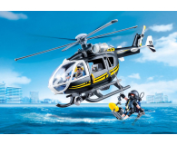 PLAYMOBIL Helikopter jednostki specjalnej - 467162 - zdjęcie 2