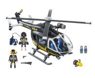 PLAYMOBIL Helikopter jednostki specjalnej - 467162 - zdjęcie 3