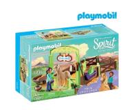 PLAYMOBIL Boks stajenny Pru i Chica Linda - 440766 - zdjęcie 1