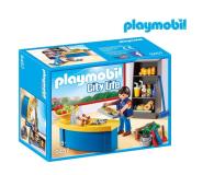 PLAYMOBIL Woźny w sklepiku - 467424 - zdjęcie 1