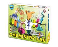 Dromader Laboratorium Chemiczne Mały Chemik 100 doświadczeń - 284584 - zdjęcie 2