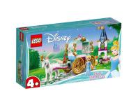 LEGO Disney Princess Przejażdżka karetą Kopciuszka - 467558 - zdjęcie 1