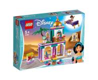 LEGO Disney Princess Pałacowe przygody Aladyna Jasminy - 467561 - zdjęcie 1