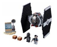 LEGO Star Wars Atak myśliwcem TIE - 467622 - zdjęcie 2