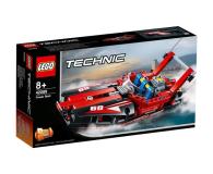 LEGO Technic Motorówka - 467567 - zdjęcie 1