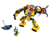 LEGO Creator Podwodny robot - 467552 - zdjęcie 2