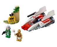 LEGO Star Wars Rebeliancki myśliwiec A-Wing - 467623 - zdjęcie 2