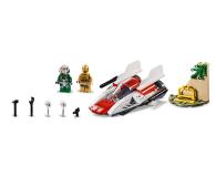 LEGO Star Wars Rebeliancki myśliwiec A-Wing - 467623 - zdjęcie 3