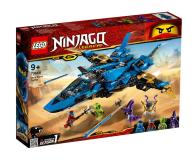 LEGO Ninjago Burzowy myśliwiec Jaya - 467602 - zdjęcie 1