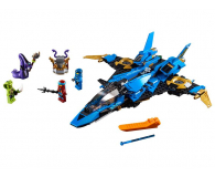 LEGO Ninjago Burzowy myśliwiec Jaya - 467602 - zdjęcie 2