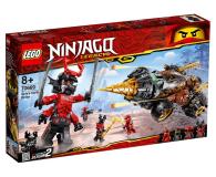 LEGO Ninjago Wiertło Cole'a - 467603 - zdjęcie 1