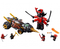 LEGO Ninjago Wiertło Cole'a - 467603 - zdjęcie 2