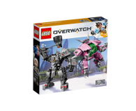 LEGO Overwatch D.Va & Reinhardt - 467642 - zdjęcie 1