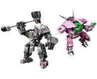 LEGO Overwatch D.Va & Reinhardt - 467642 - zdjęcie 2