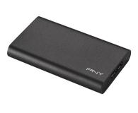 PNY Elite Portable SSD 960GB USB 3.2 Gen. 1 Czarny - 490113 - zdjęcie 3