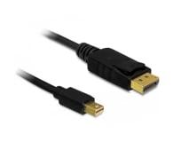 Delock Mini DisplayPort - DisplayPort 4K 2m - 468575 - zdjęcie 1