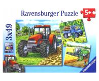 Ravensburger Maszyny na farmie - 469959 - zdjęcie 1