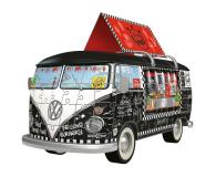 Ravensburger 3D VW bus T1 Food Truck 162 el. - 470046 - zdjęcie 2