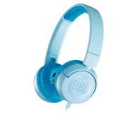 Słuchawki przewodowe JBL JUNIOR JR300 niebieski