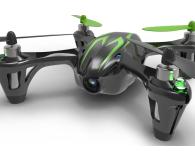 Hubsan X4 CAM HD H107C czarno-zielony - 464540 - zdjęcie 6