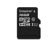 Kingston 16GB microSDHC Canvas Select 80MB/s C10 UHS-I - 408957 - zdjęcie 1