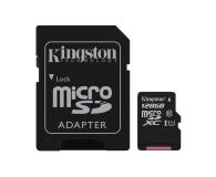 Kingston 128GB microSDXC Canvas Select 80MB/s C10 UHS-I - 408960 - zdjęcie 2