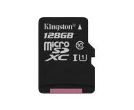 Kingston 128GB microSDXC Canvas Select 80MB/s C10 UHS-I - 408960 - zdjęcie 1