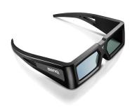 BenQ Okulary 3D DGD5 DLP czarne - 325029 - zdjęcie 1