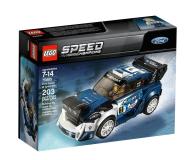 LEGO Speed Champions Ford Fiesta M-Sport WRC - 409447 - zdjęcie 1