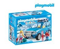 PLAYMOBIL Auto z boxem dachowym - 405540 - zdjęcie 1