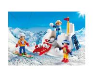 PLAYMOBIL Bitwa na śnieżki - 405542 - zdjęcie 3
