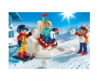 PLAYMOBIL Bitwa na śnieżki - 405542 - zdjęcie 4