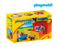PLAYMOBIL Przenośny stragan - 405434 - zdjęcie 1