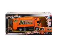 Dickie Toys Śmieciarka MB Antos - 407679 - zdjęcie 5